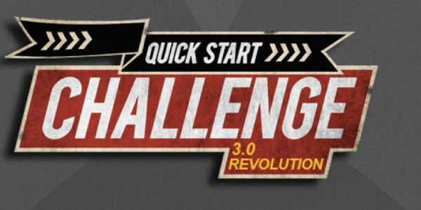 Quick Start Challenge 3.0 Review