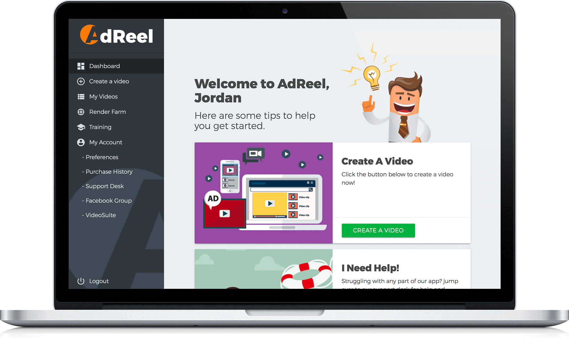Adreel Review