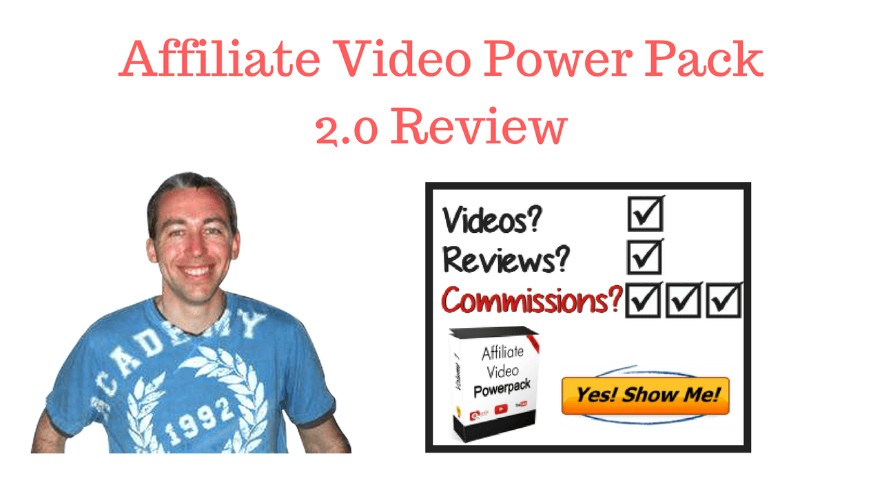 Affiliate Video Power Pack 2.0 Review