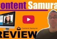 Content Samurai Review