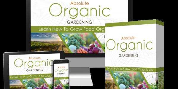 Absolute Organic Gardening