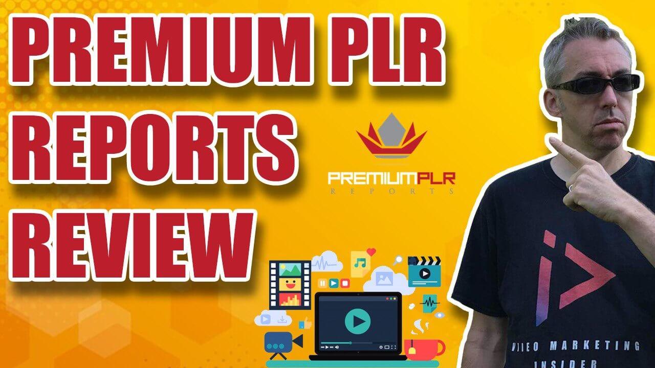 Premium PLR Reports